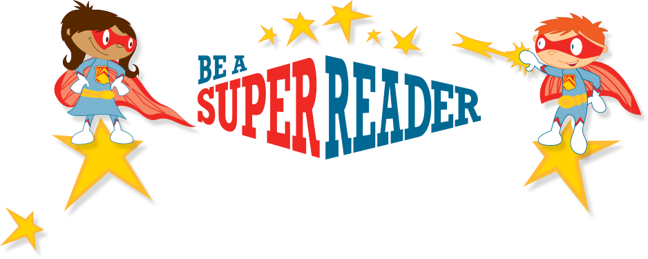 Be A Super Reader