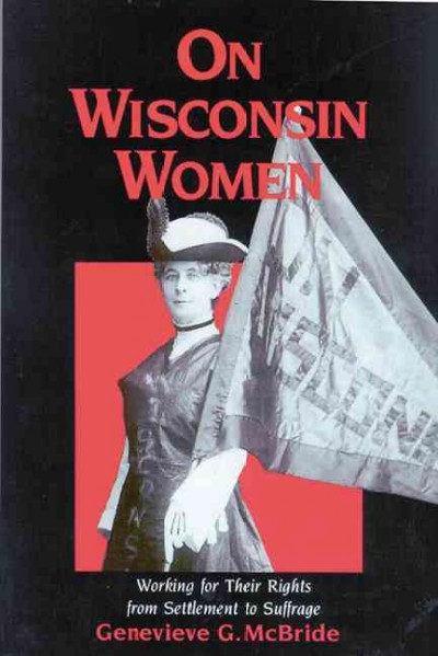 On Wisconsin Women by Genevieve McBride - book cover