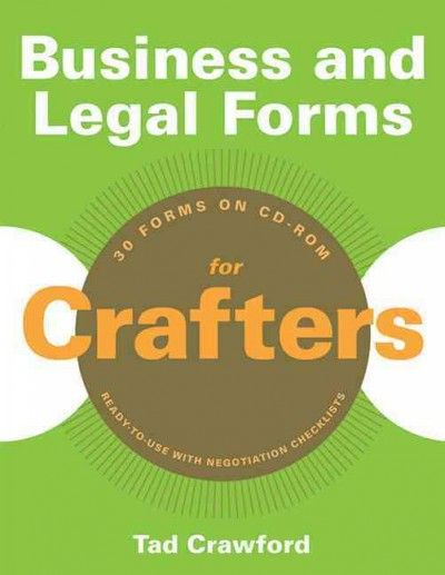 Business and Legal Forms for Crafters.jpg