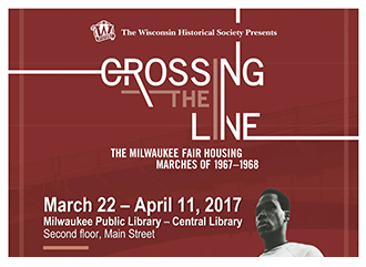 Crossing the Line Exhibit