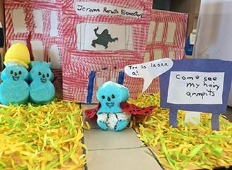 Peeps Diorama Contest & Workshops