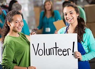 Teen Volunteer Fair