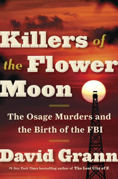 Book cover for Killers of the Moon Flower.
