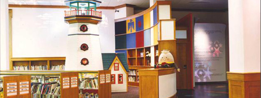 Betty Brinn Children's Room